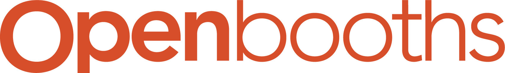 Openbooths Logo